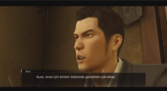 yakuza 0 tr modu